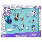 Littlest Pet Shop Miniş Kutup Hayvanları Koleksiyon Seti C2454