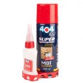 404 Hızlı Yapıştırıcı 10 Adet (Çift Komponentli) 200 Ml Hızlı Co