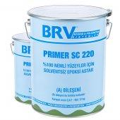 Brv Primer Sc 220 17kg 100 Nemli Yüzeyler İçin Solventsiz Epoksi Astar