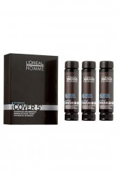 Loreal Homme Cover 5 No 6 Erkeklere Özel Koyu Kumral Jel Boya