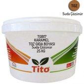 Tito Tgb17 Toz Karamel Gıda Boyası Renklendirici Suda Çözünür