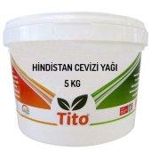 Tito Hindistan Cevizi Yağı 5 Kg