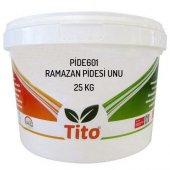 Tito Pide601 Ramazan Pidesi Unu 25 Kg