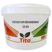 Tito Potasyum Bikarbonat Gıda Tipi 25 Kg