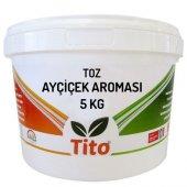 Tito Toz Ayçiçek Aroması Suda Çözünür 5 Kg