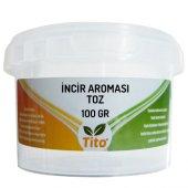 Tito Konsatre Toz İncir Aroması Suda Çözünür 100 Gr