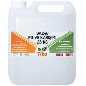 Tito Baz46 (Mono Propilen Glikol Bitkisel Gliserin Karışımı) 25