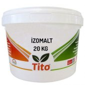 Tito İzomalt (Toz) 20 Kg