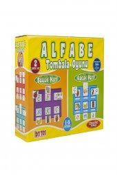 Alfabe Tombala Oyunu