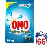 Omo Matik Active Fresh 10 Kg 66 Yıkama