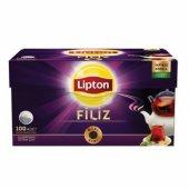 Lipton Filiz Demlik Siyah Çay 100 Adet 320 Gr