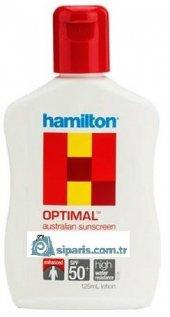 Hamilton Optimal Güneş Losyon Spf 50+ 125 Ml