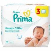 Prima Pampers Islak Havlu Hassas Ciltler İçin 3lü Fırsat Paketi