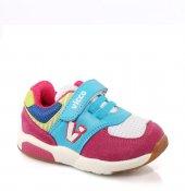 Vicco 34618y151 Bebe Spor Ayakkabı Beyaz Fujya