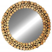 Evform Asha Yuvarlak Ayna 85cm