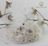 Organik Bebek Hediye Sepeti Organic Bonny Baby