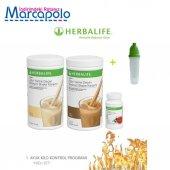 Herbalıfe 1 Vanilyalı+1 Fındıklı Shake+1 50 Gr Çay+1 Shaker