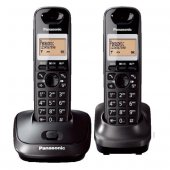 Panasonic Kx Tg2512 Duo Dect Telefon (1+1 El Cihazlı)