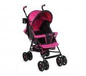 Babyhope Sa7 Baston Bebek Arabası Pembe