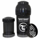 Twistshake Twistshake Anti Colic 180ml Biberon Siyah Sı180b