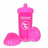 Twistshake Twistshake Kidcup 360ml Suluk Pembe 12+ Pe360s