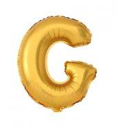 40inç Folyo Balon G Harfi Gold