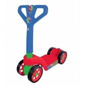 Pj Masks Pijamaskeliler 4 Tekerlekli Bebek Çocuk Scooter