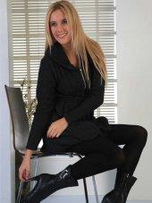 Vb Butik Termal Külotlu Çorap Siyah