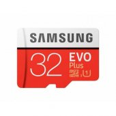 Samsung 32 Gb Evo Plus Micro Sd Hafıza Kartı C10 U1 95mb S