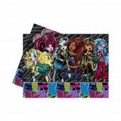 Monster High Plastik Masa Örtüsü Lisanslı