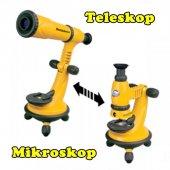2 Si 1 Arada Teleskop Ve Mikroskop