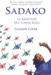 Sadako Ve Kağıttan Bin Turna Kuşu Elenor Coerr Beyaz Bali