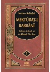 Kelime Anlamlı Mektubatı Rabbani 8 Cilt Takım