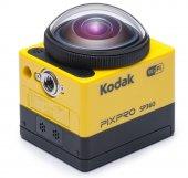 Kodak Pixpro 360 Aqua Paket Aksiyon Kamerası Sp360 Yl4