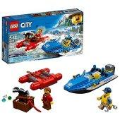 Lego Cıty 60176 Polıce Vahşi Nehir Kaçışı