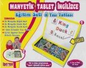 Manyetik Tablet İngilizce Egitim Seti &yazı Tahtası