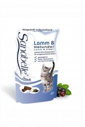 Sanabelle Snack Lamb Kuzu Etli Kedi Ödül Maması 55 Gr