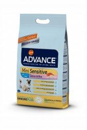 Advance Dog Mini Sensitive Köpek Maması 3 Kg