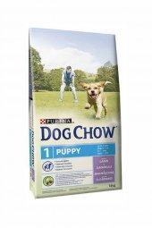 Purina Dog Chow Yavru Köpek Kuzu Etli Köpek Maması 14 Kg