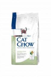 Purina Cat Chow Kısırlaştırılmış Kedi Özel Bakım Maması 15 Kg