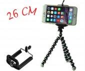 Akrobat Ayaklı Tripod 26 Cm + Telefon Tutucu