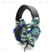 G306 Pro Işıklı Gaming Mikrofonlu Kulaklık Oyuncu Kulaklık
