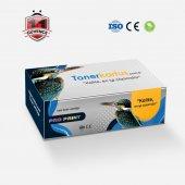 Hp 650a Ce271a Hp Color Laserjet Ent. M750 Mavi Muadil Toner