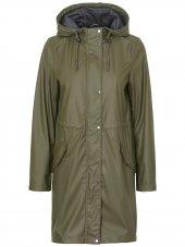 Vero Moda Camp Aw18 3 4 Coated Kadın Ceket