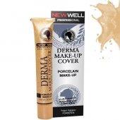New Well Derma Make Up Cover Fondöten 3
