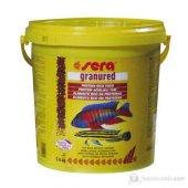 Sera Granured Balık Yemi 10 Lt