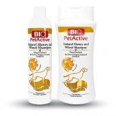 Bio Petactive Natural Honey Shampoo (Doğal Bal Özlü Köpek Şampua