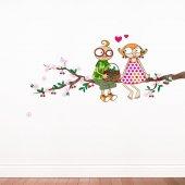Dekorloft İlk Aşk Çocuk Odası Duvar Sticker Cs 335