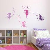 Dekorloft Periler Çocuk Odası Sticker Cs 567