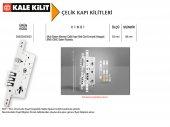 Kale 256g Multisistem Çelik Kapı Kilidi Bne+gmc Gizli Emniyetli